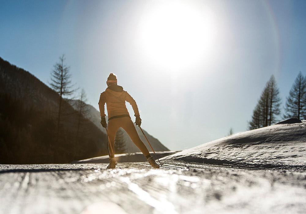 Langlaufurlaub in Südtirol